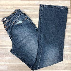 Mavi   Medium Wash Bootcut Jeans 32
